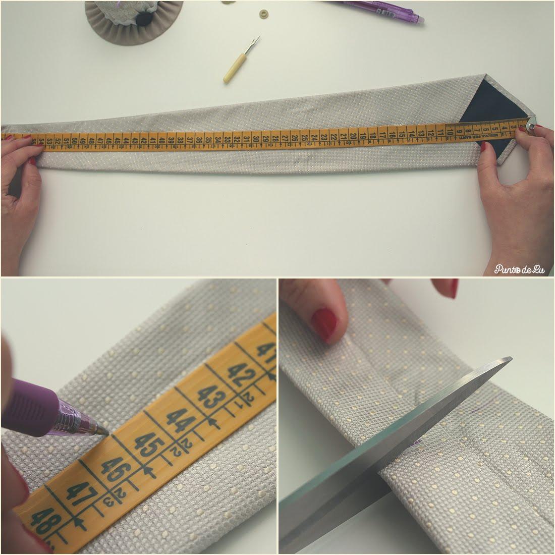 Costura fácil: funda para gafas