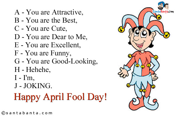 30+ Most Popular April Fool Quotes 2018 || April Fool Day Wishes Quotes For Love,Friends In English And Hindi With Images
