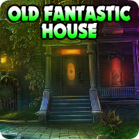 AvmGames Old Fantastic House Escape