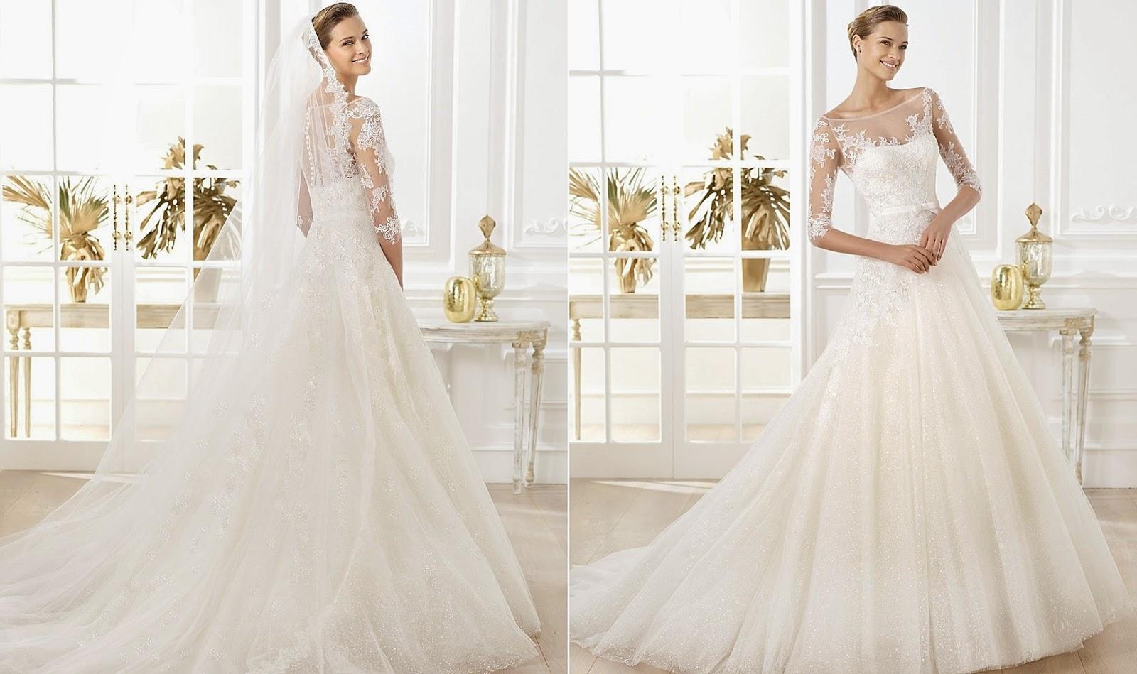inspirações vestidos de noiva