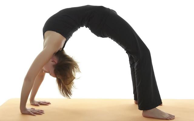 3. Uốn ngược giúp tăng chiều cao HIỆU QUẢ