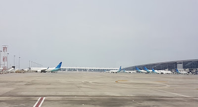 Perpindahan Penerbangan Internasional Garuda Indonesia Ke Terminal 3 Bandara Soekarno-Hatta