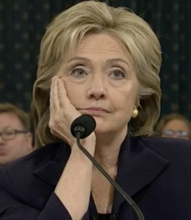 Obama, FB Plotted My Defeat - Clinton Reveals As She Cried Uncontrollably After Lost