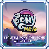 We Got This Song Soundbox My Little Pony the Movie Build-a-Bear