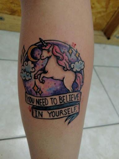 Acredite em si mesmo