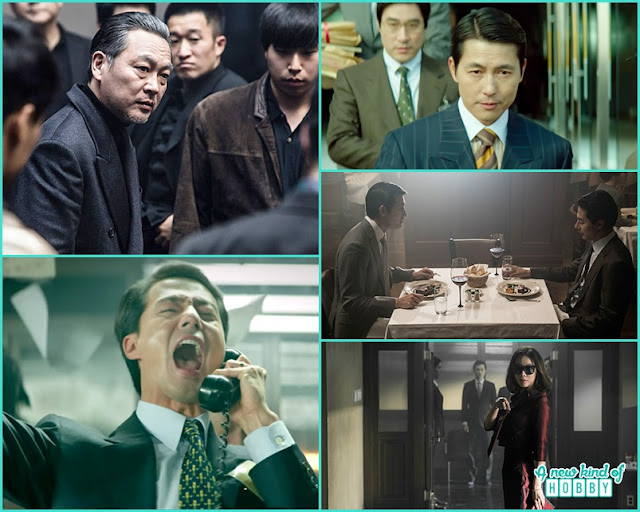 The Thirst of Power Political Action film The King Upcoming Korean Movie 2017