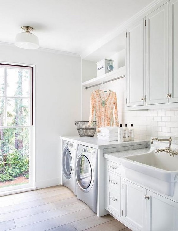 Laundries Room Design Ideas That You Really Want It 7
