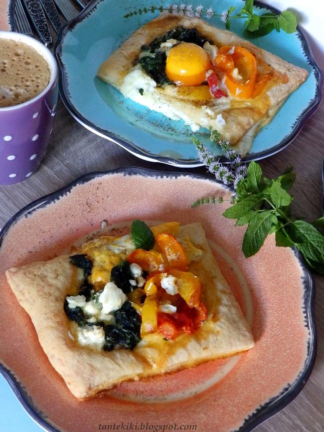 Το ελληνικό ...brunch, γκιουσλεμέδες με κασκαβάλι, λαχανικά και αυγά