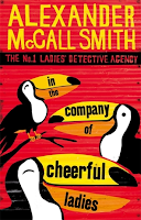 in the company of cheerful ladies alexander mccall smith