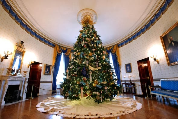 Yes, Virginia, it's still called a Christmas Tree