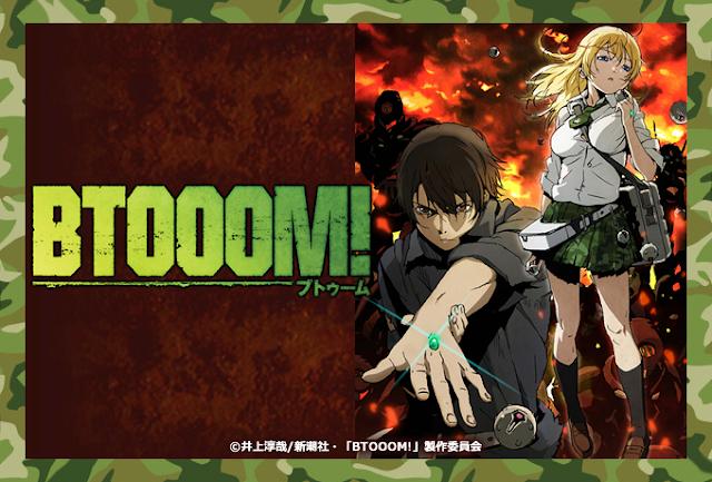 Anime Btooom