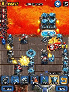 Mega Tower Assault game HP Java jar