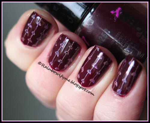 Debby ~ #27 nail polish