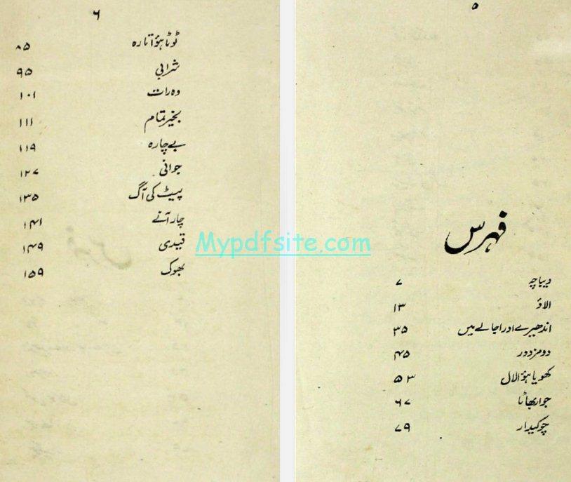 alao by suhail-azeemabadi
