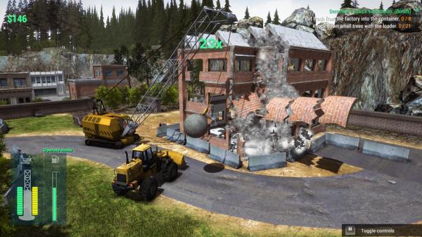 İnşaat Simülasyon Oyunu 1
