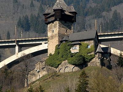El castillo es hoy un museo