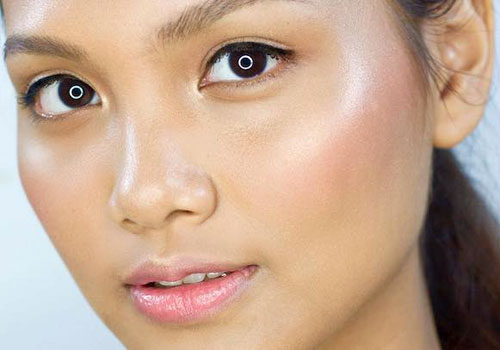maquillaje efecto glow para 2018 2019