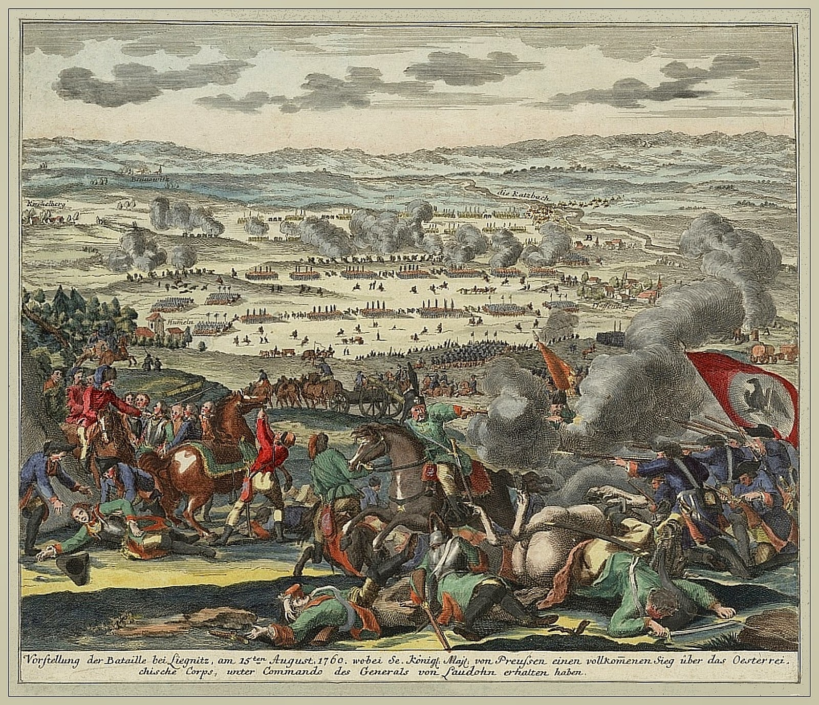 Battle of Liegnitz (1760)