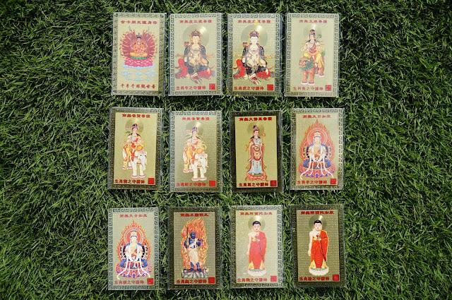 8 vị Phật Bản Mệnh của 12 con giáp