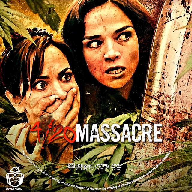 4/20 Massacre DVD Label