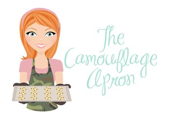 The Camouflage Apron