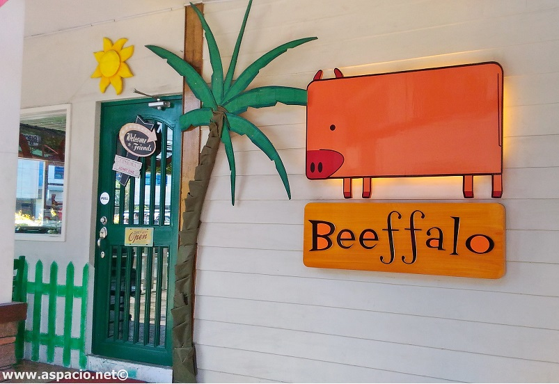 Beeffalo by Hot Rocks Antipolo branch