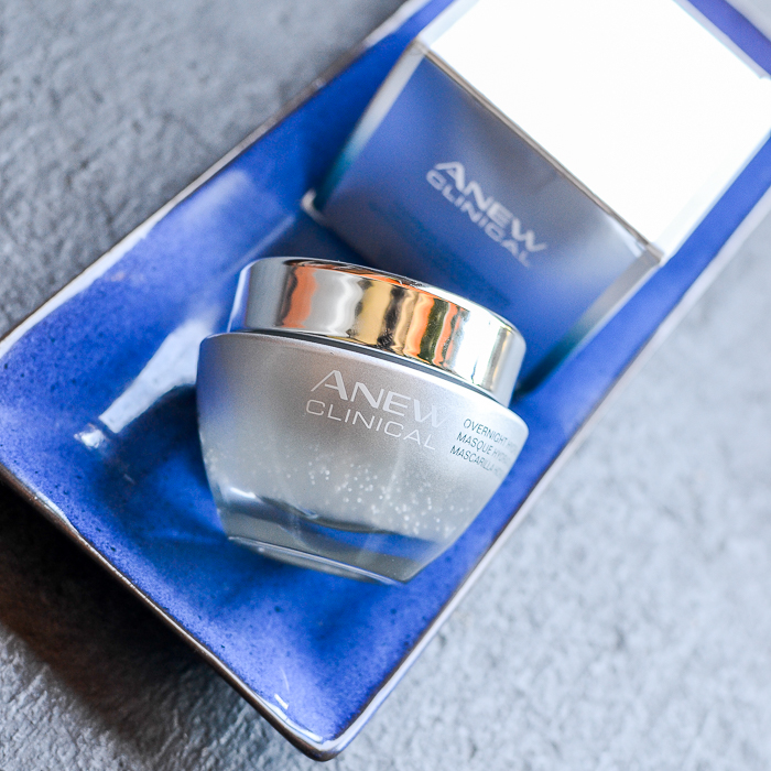 Avon Anew Clinical Overnight Hydration Face Mask - Review