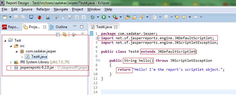 jasperreport 4.5.0