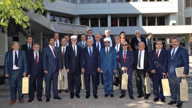 Στην Άγκυρα για... «διαβουλεύσεις» με τον τούρκο πρωθυπουργό η ηγεσία των «Τούρκων Δυτικής Θράκης»