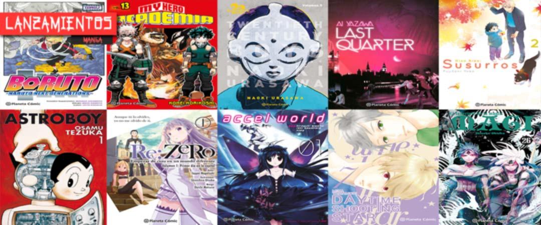 Novedades Planeta Comic octubre 2018