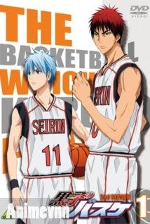 Kuroko no Basket 2nd Season NG-shuu -  2014 Poster