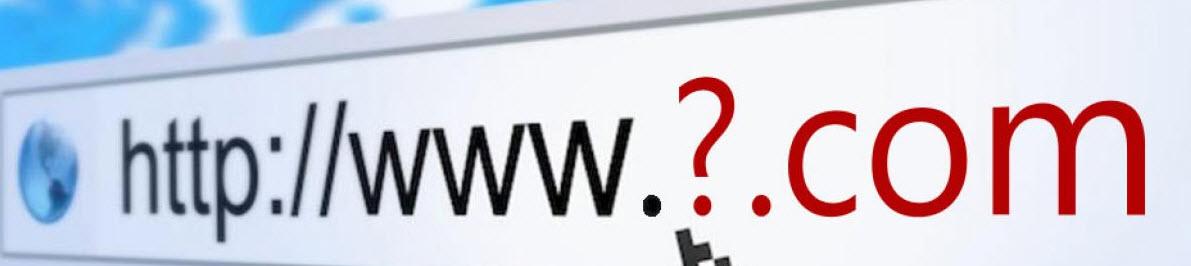 Como elegir dominio para crear tu sitio web