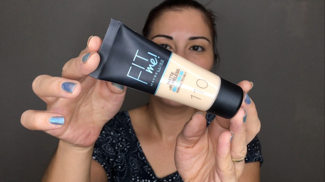maybelline fit me matte poreless fondöten incelemesi