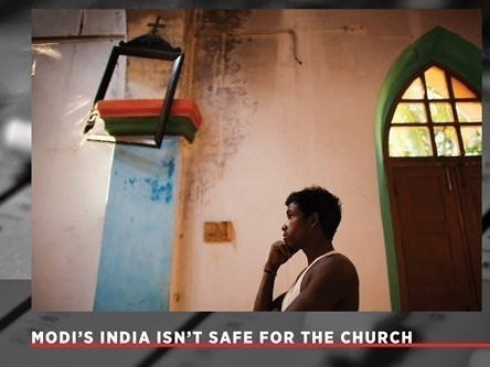 NEWS UPDATE: India is not Protecting its Christians