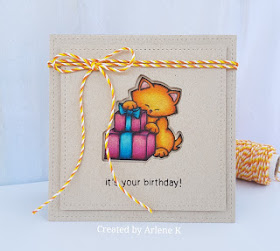 It's your birthday by Arlene features Newton's Birthday Bash by Newton's Nook Designs; #newtonsnook
