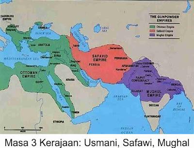 era 3 kerajaan besar