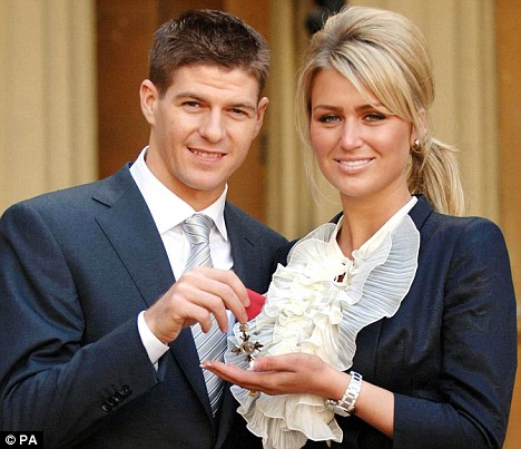 steven gerrard's wife in pictures, images 2011 | all about sports