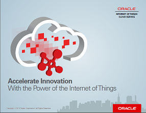 Ebook Oracle IoT