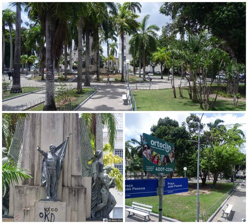 Praça Presidente - O que fazer João Pessoa