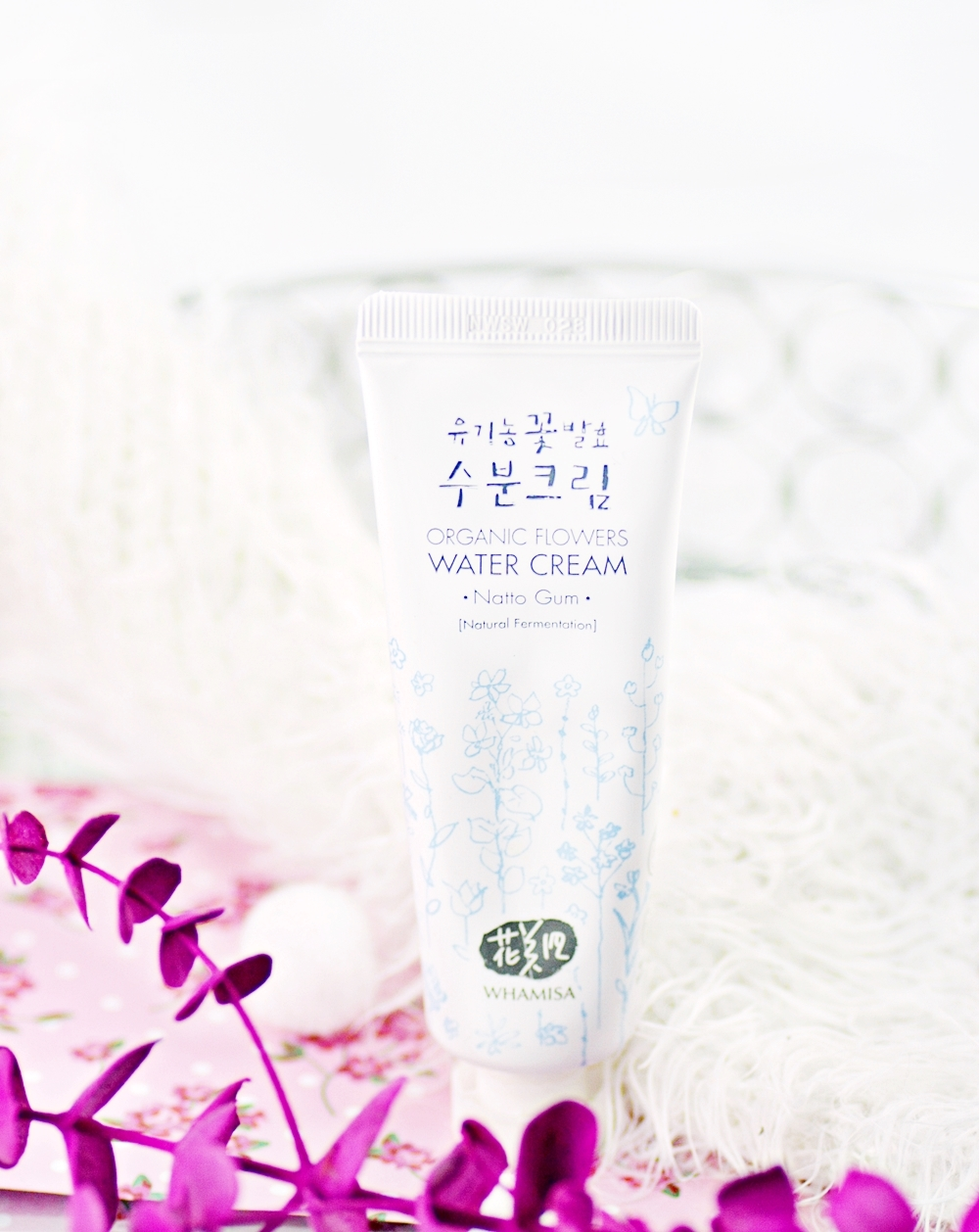 Whamisa Organic Flower Water Cream