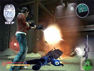 NARC (PS2) 2008