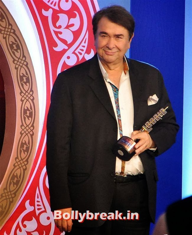 Randhir Kapoor, Times Now Foodie Awards 2014