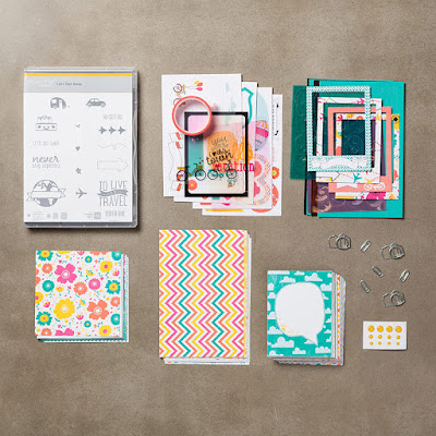 Project Life Let's Get Away Bundle, Stampin' Up!
