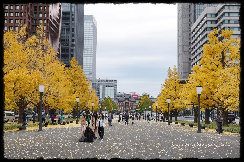 Lalalaland   : Autumn in Japan