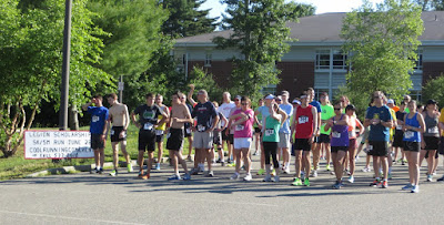 Franklin Medway American Legion 5M and 5K Scholarship Fund Road Race - June 17