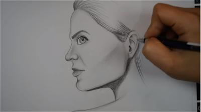 تعلم الرسم بالصور خطوة بخطوة