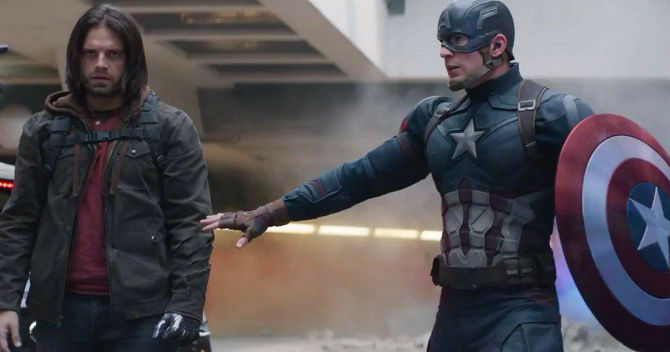A Space Blogyssey: CAPTAIN AMERICA: CIVIL WAR REVIEW -