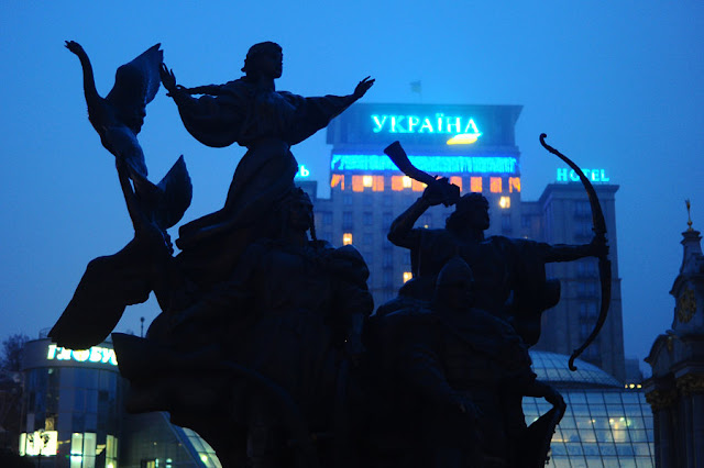 OPINION   The Contradictions of Post-Euromaidan Ukraine and the Russia Factor