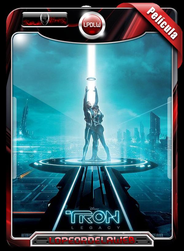 Bilogía: TRON (Cyberpunk) 720p Dual Mega Uptobox