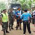 Danramil 0808/11 Binangun Dampingi Bupati Blitar Tasyakuraan Anggota BPCC